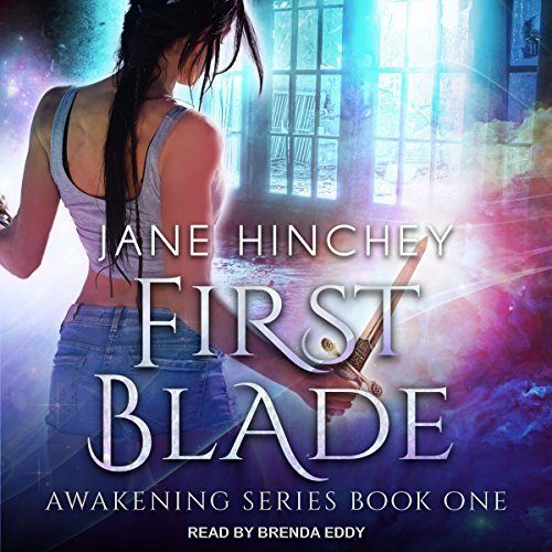 First Blade Audio Book Jane Hinchey