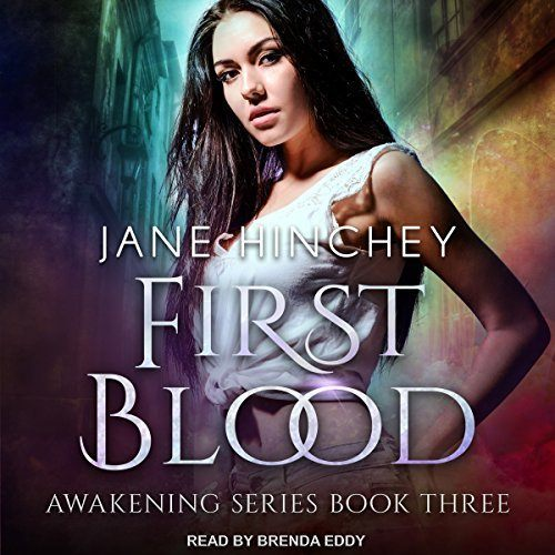 First Blood Audio Book Jane Hinchey