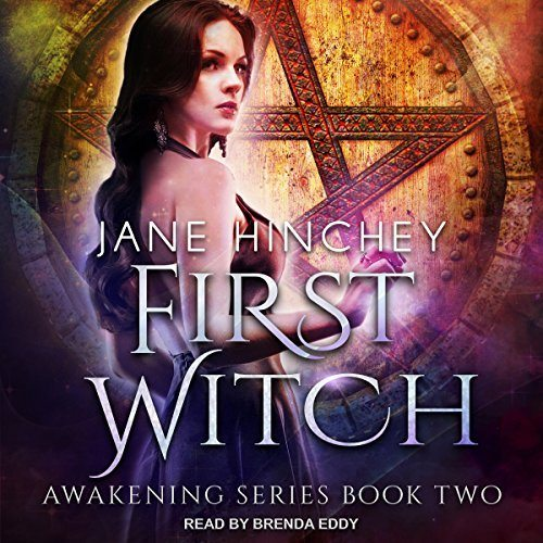 First Witch Audio Book Jane Hinchey