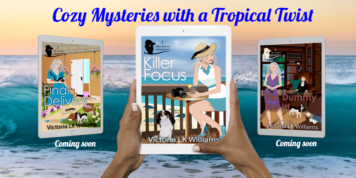 Cozy Mystery Author