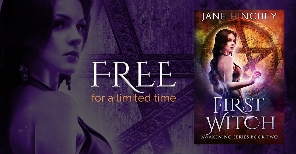 romantic urban fantasy by Jane Hinchey