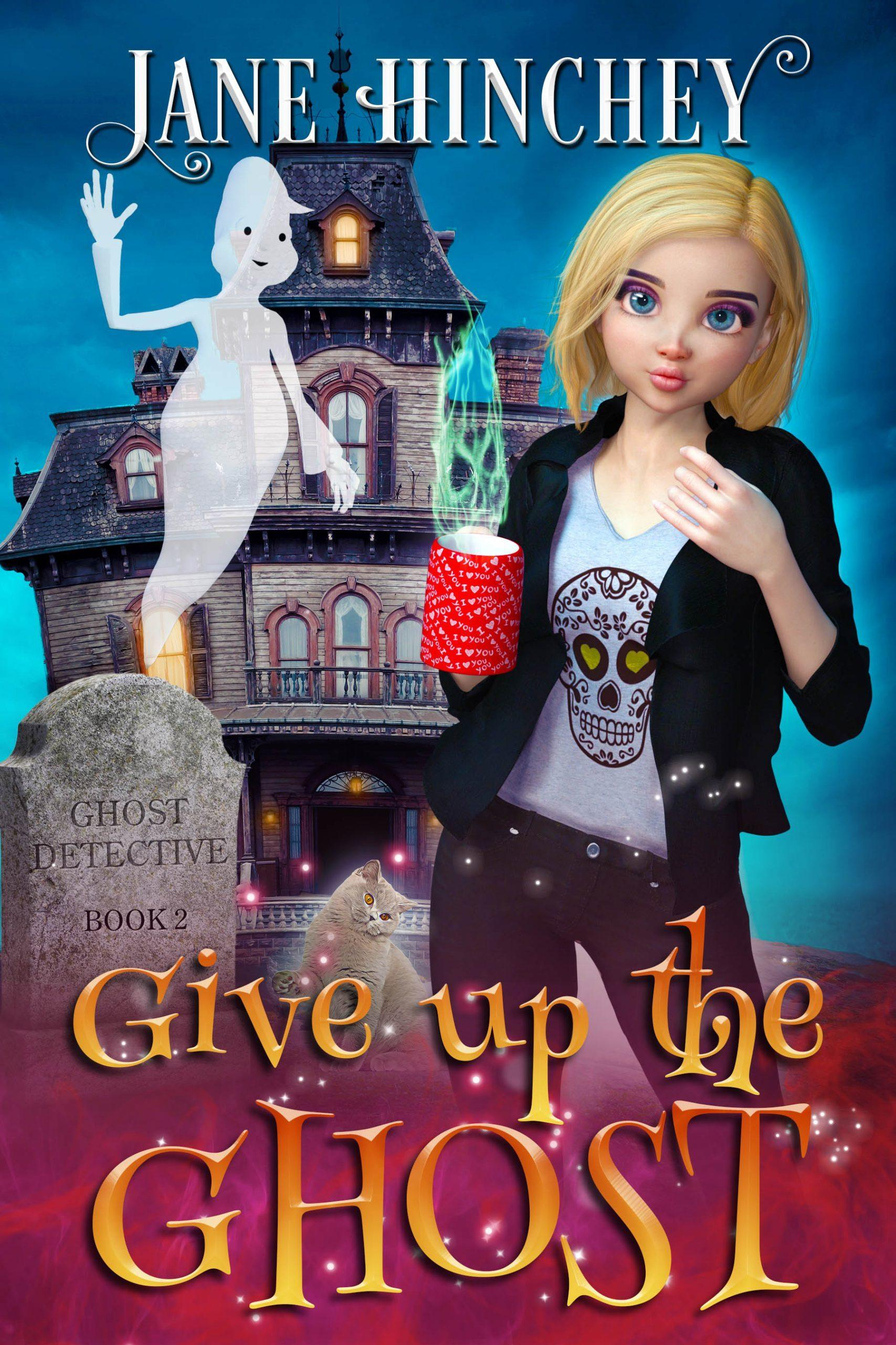 A romantic paranormal cozy mystery