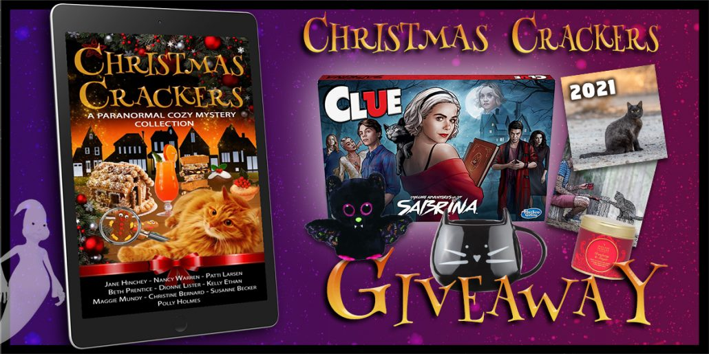 Win this fabulous prize pack