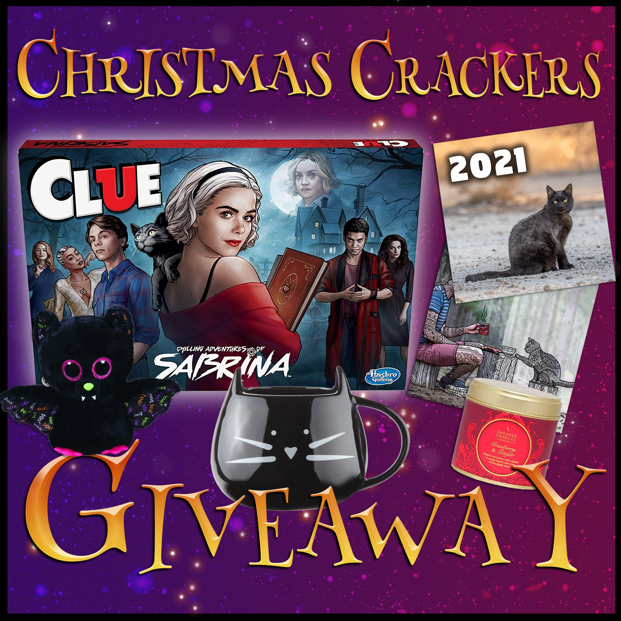 Win this wonderful prize pack