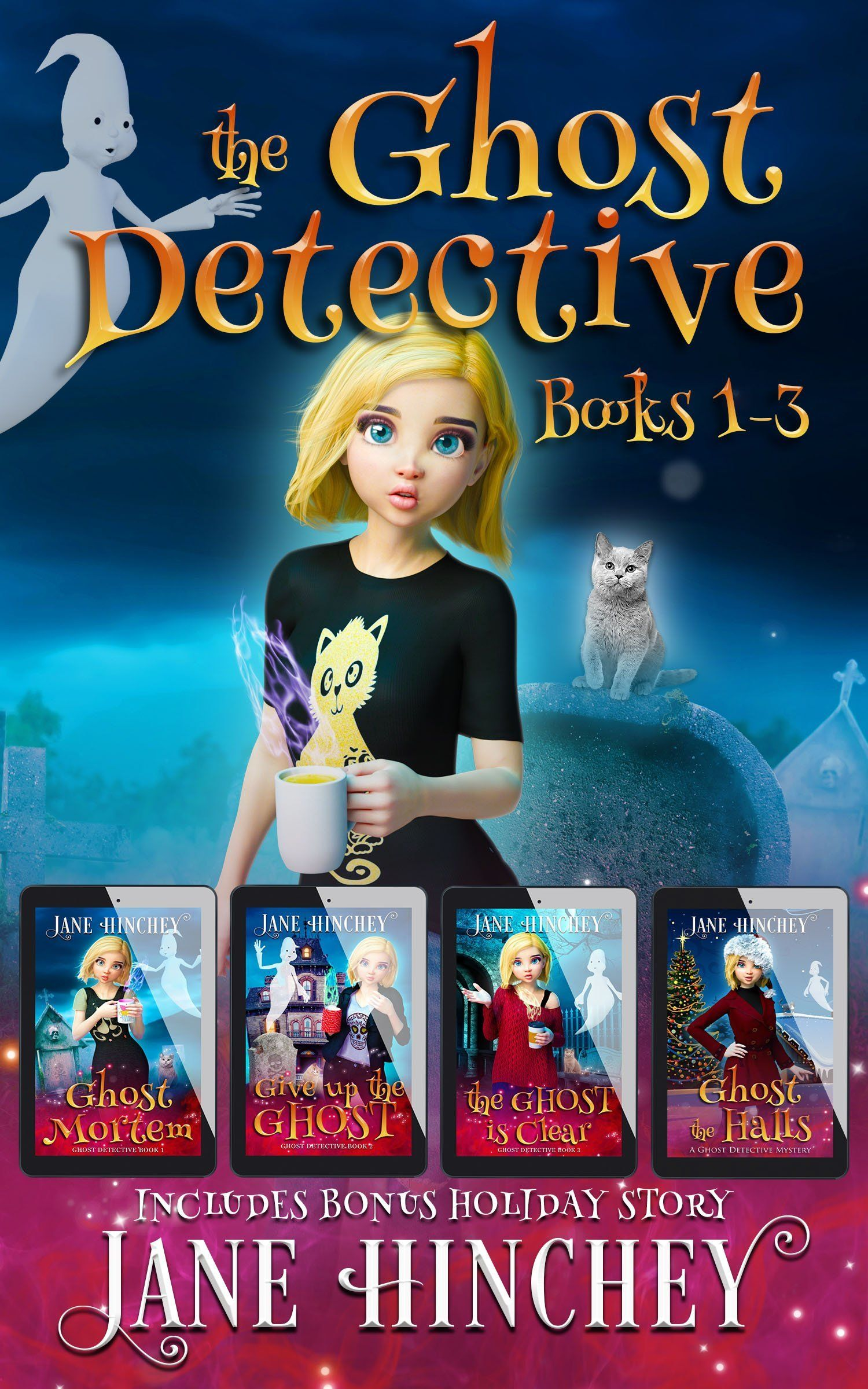 Paranormal Cozy Mystery Boxed Set