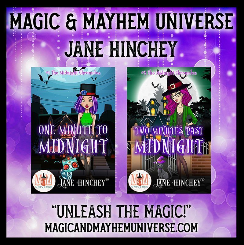 The Midnight Chronicles by Jane Hinchey